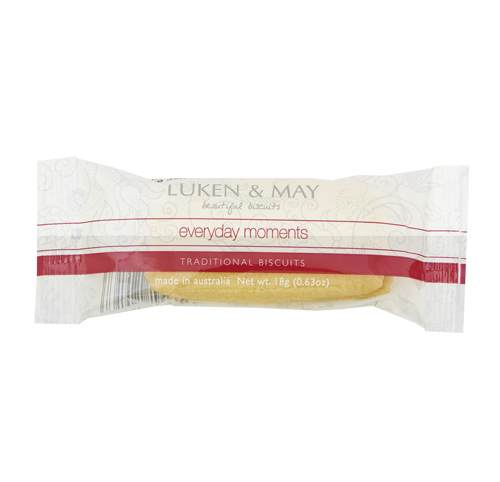 Luken & May Everyday Moments - Traditional Biscuits 18g
